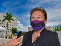 Presidenta de la JUCOPO y coordinadora de la Fracción de Morena.