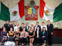 Diputados locales del PRI.